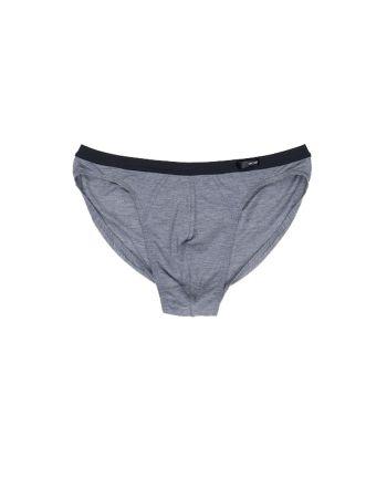 HOM Slip Comfort Micro Brief Gallant Jeans Blue