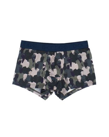 HOM Boxer Brief Camostreet Khaki Green