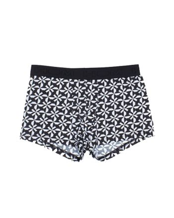 HOM Boxer Brief Diam Black White