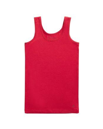 Ten Cate Meisjes Shirt Ribbon Red 2-10Y