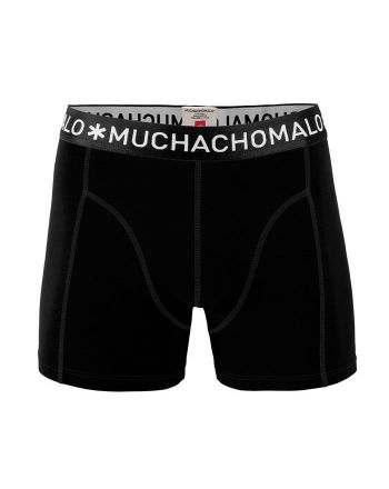 Muchachomalo jongens zwemshort zwart