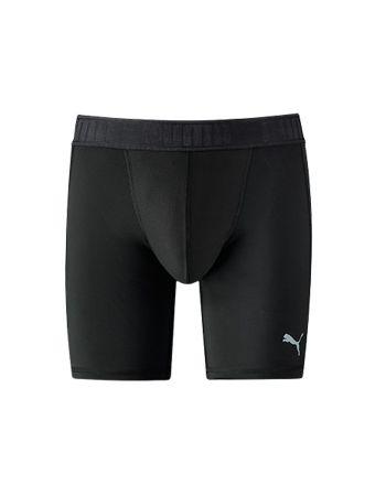 Puma Heren Active Long Boxer Black Heren Short