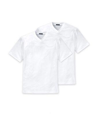 Schiesser American shirt 2pack V-hals