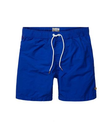 Scotch & Soda heren swimshort Royal