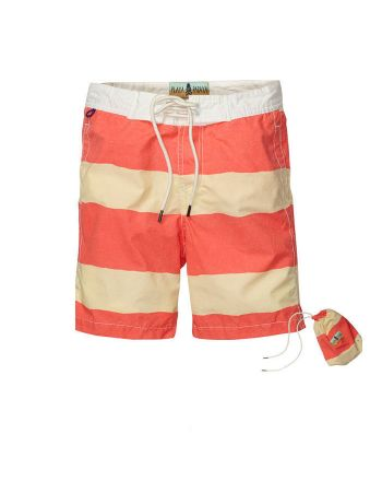 Scotch & Soda jongens zwemshort Colour Block
