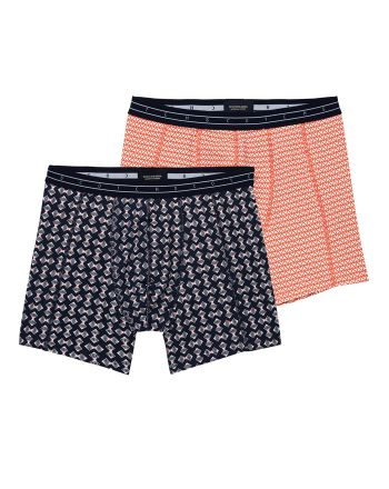Scotch & Soda heren 2pack Soundwaves