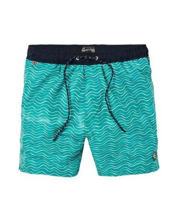 Scotch & Soda heren zwemshort Fresh 2Tone