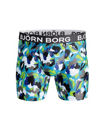 Björn Borg Performance Active 1pack Flowersome
