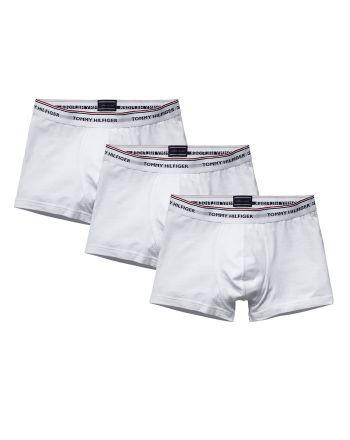 Tommy Hilfiger Trunk boxershorts 3pack wit
