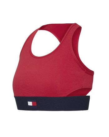 Tommy Hilfiger dames bralette Chilipepper