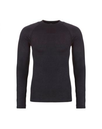 Ten Cate Mannen Thermo Shirt Longsleeve Zwart