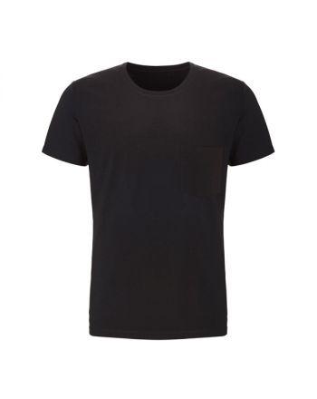 Ten Cate Mannen Goods Jersey Bamboe T-Shirt Zwart