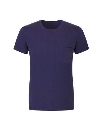 Ten Cate Mannen Goods Jersey Bamboe T-Shirt Navy