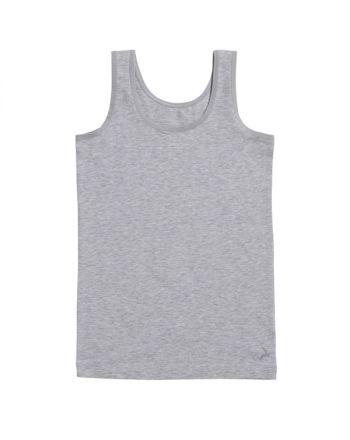 Ten Cate Meisjes Shirt Grey Melee 2-6Y