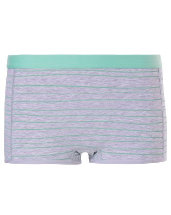 Ten Cate Meisjes Short Fine Stripe Green 7-18Y Teens