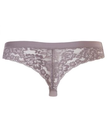 Ten Cate Vrouwen Secrets Lace String Taupe