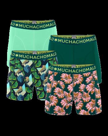 MuchachoMalo 4Pack Digital Nature Jongens Boxershorts