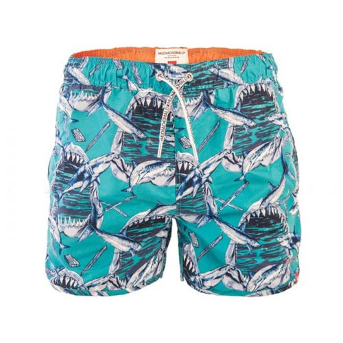 Muchachomalo jongens Boardshort Sharkx 02