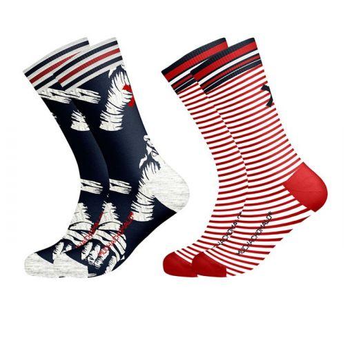 Muchachomalo sokken 2pack #78