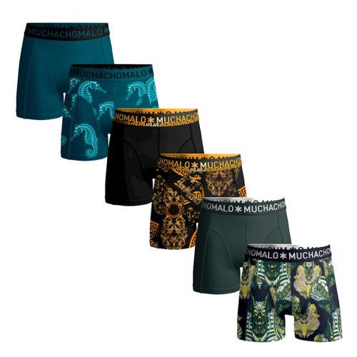 MuchachoMalo 6Pack FREE 03J SUPER PACK Jongens Boxershorts