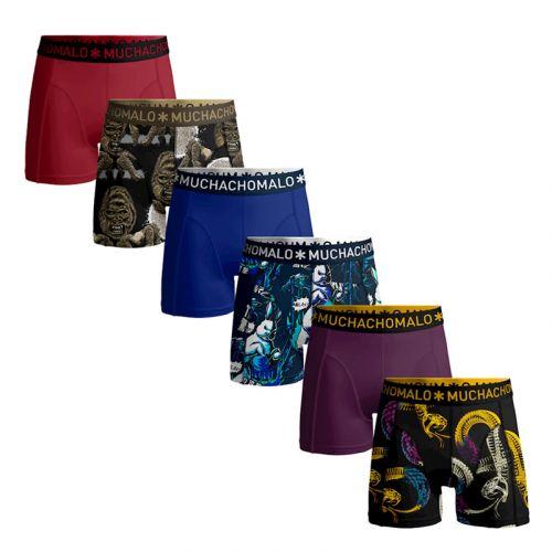 MuchachoMalo 6Pack FREE 02J SUPER PACK Jongens Boxershorts