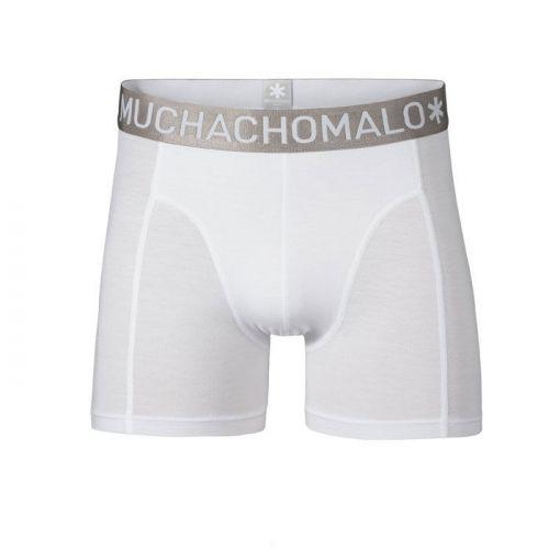 Muchachomalo heren Micro Modal Boxer wit