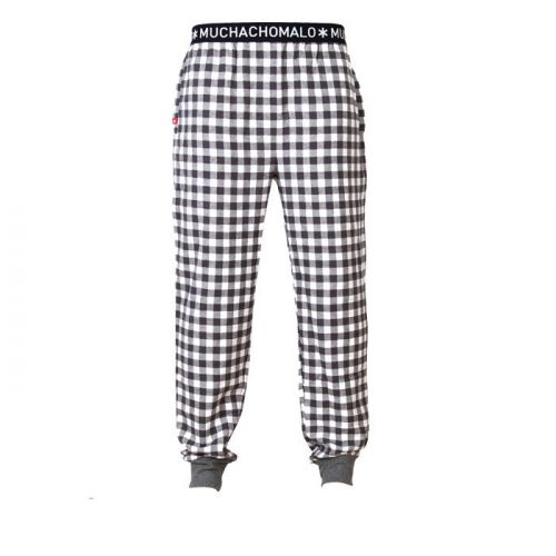 Muchachomalo heren pyjamabroek Check 2