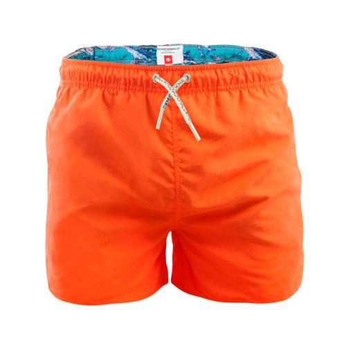 Muchachomalo heren short Boardshort Oranje