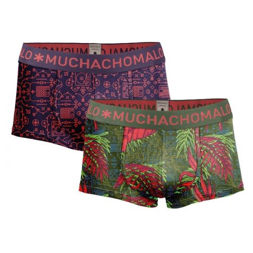 Muchachomalo heren Trunks 2pack Music