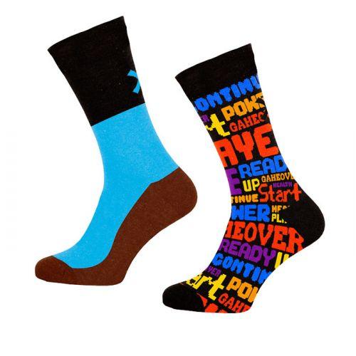 Muchachomalo sokken 2pack #63
