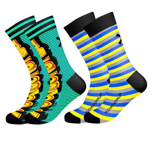 Muchachomalo sokken 2pack #86
