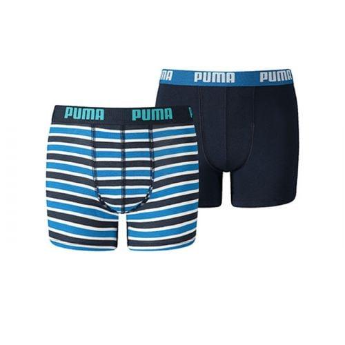 Puma jongens 2pack Stripe Blue