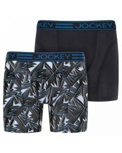Jockey Sport Active ZigZag 2Pack Boxershort 20P
