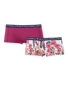 Muchachomalo dames 2pack Nature X