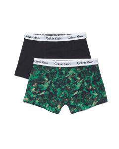 Calvin Klein jongens 2pack zwart & camo