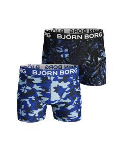 Björn Borg heren 2pack LA Clouds & LA Palm