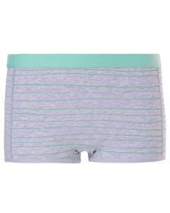 Ten Cate Meisjes Short Fine Stripe Green 7-18Y Teens