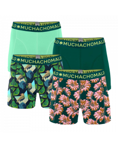 MuchachoMalo 4Pack Digital Nature Heren Boxershorts