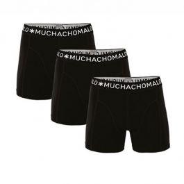 Muchachomalo jongens 3pack zwart