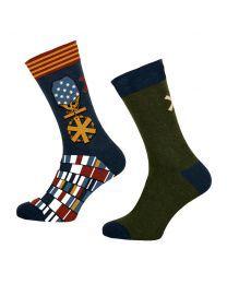 Muchachomalo sokken 2pack #72
