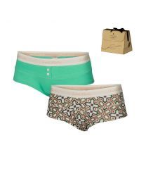 Scotch & Soda meisjes Rebelle 2pack Retro