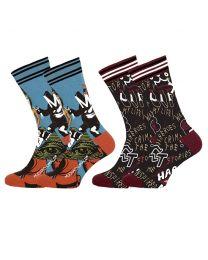 Muchachomalo sokken 2pack Mucha X