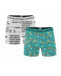 Muchachomalo jongens 2pack Take care of your shorts
