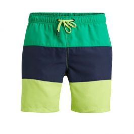 Björn Borg heren zwemshort Colourblock Bright Green