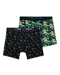 Scotch and Soda heren 2pack Ocean & Leaves