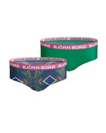 Björn Borg meisjes hipsters 2pack Naito