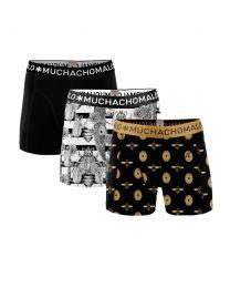 Muchachomalo jongens 3pack Beehive