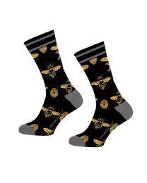 Muchachomalo sokken 1pack Beehive