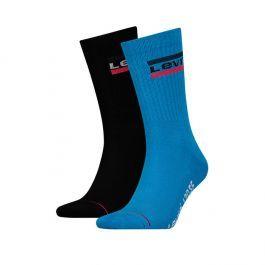 Levi's sokken 2pack Victoria Blue