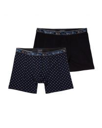 Scotch and Soda heren 2pack Black & Balls